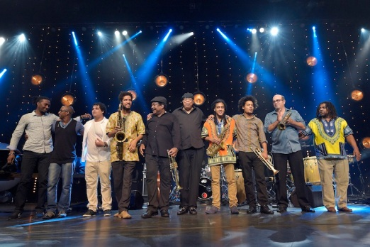 Chucho Valdes & Irakere 40 - Marciac Jazz Festival - Marciac, F